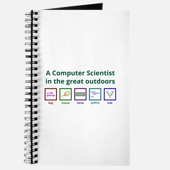 A Computer Scientist In The Great Outdoors Journal