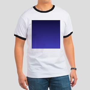 royal blue ombre T-Shirt