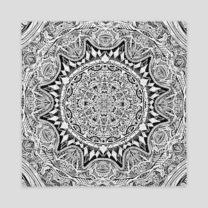 Mandala Pattern Queen Duvet