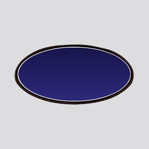 royal blue ombre Patch