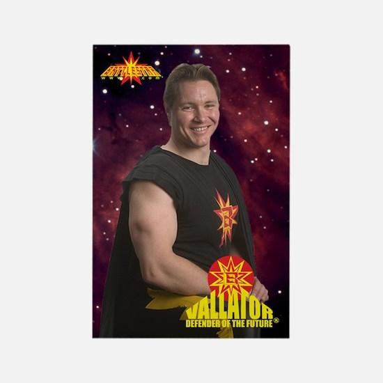 Vallatorr TV Poster Magnet