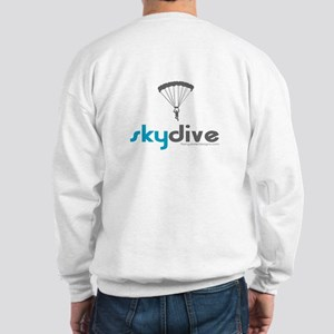 Blue Skydive Sweatshirt