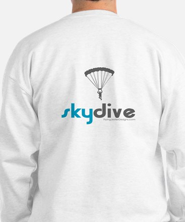 Blue Skydive Sweater