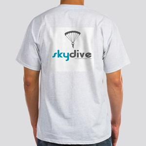 Blue Skydive Light T-Shirt