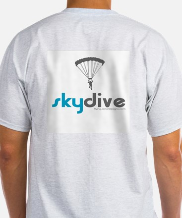 Blue Skydive T-Shirt