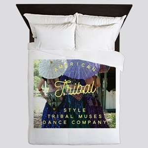 ATS TRIBAL Queen Duvet