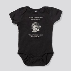 Insignificant v. Inexcusable Baby Bodysuit