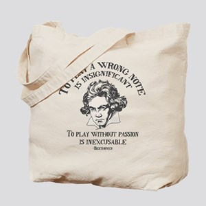 Insignificant v. Inexcusable Tote Bag