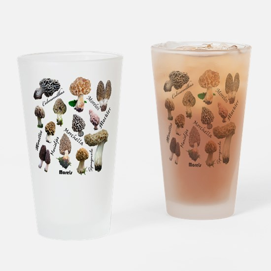 Morchelas Drinking Glass