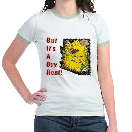 AZ-Dry Heat! Jr. Ringer T-Shirt