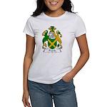 Frank Family Crest Women's T-Shirt
