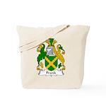 Frank Family Crest Tote Bag