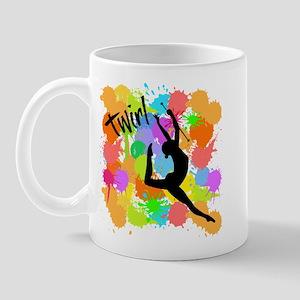 SPLATTER TWIRL Mug