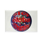 Stop Global Whining Rectangle Magnet (100 pack)