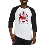 Foxley Family Crest Baseball Jersey