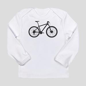 Very Dark Grey Hardtai Long Sleeve T-Shirt