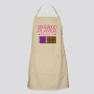 Didgeridoo Player Apron