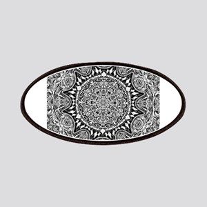 Mandala Pattern Patch