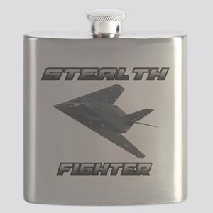 Stealth Fighter Flask