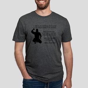 Thesaurus Ninja Funny T-Shirt