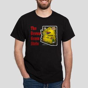 AZ-Brown Grass! Dark T-Shirt