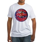 Stop Global Whining Fitted T-Shirt