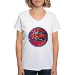 Stop Global Whining Women's V-Neck T-Shirt