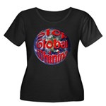 Stop Global Whining Women's Plus Size Scoop Neck D
