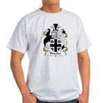 Fletcher Family Crest Light T-Shirt