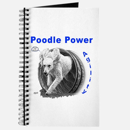 Poodle Power Agility Journal