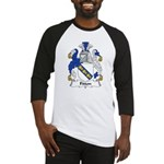 Fitton Family Crest Baseball Jersey