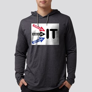 ACHIEVE IT Long Sleeve T-Shirt