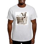 JRT Humor - JACKUZZI Light T-Shirt