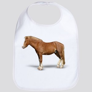 Horse photo (Front only) Bib