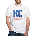 Kansas City Is Fantastic T-Shirt (white)