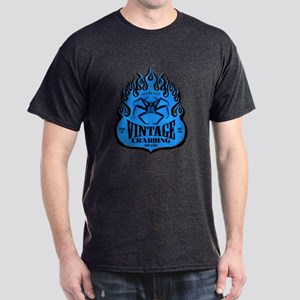 VINTAGE CRABBING Dark T-Shirt