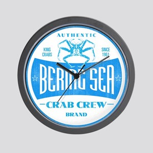 CRAB CREW BRAND Wall Clock