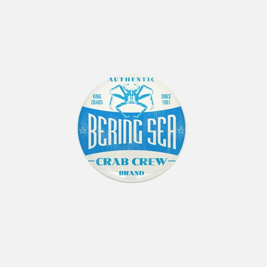 CRAB CREW BRAND Mini Button