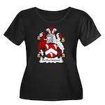 Fetherstone Family Crest Women's Plus Size Scoop N