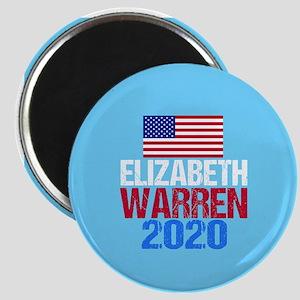Warren 2020 Magnet