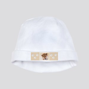 Shiba Inu (Red) Baby Hat