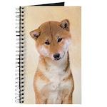 Shiba Inu (Red) Journal