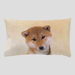 Shiba Inu (Red) Pillow Case