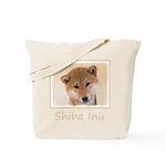 Shiba Inu (Red) Tote Bag
