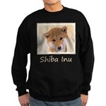 Shiba Inu (Red) Sweatshirt (dark)