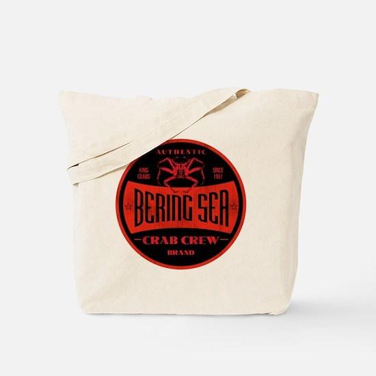 VINTAGE CRAB BRAND Tote Bag