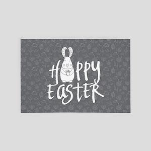 Happy Easter 4' x 6' Rug