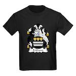 Feltham Family Crest Kids Dark T-Shirt