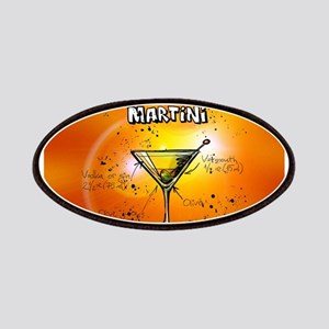Dirty Martini (Orange) Patch