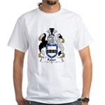 Faber Family Crest White T-Shirt